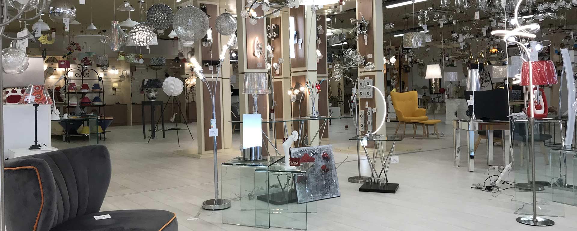 riche collection de plafonniers au goût du jour à Béziers